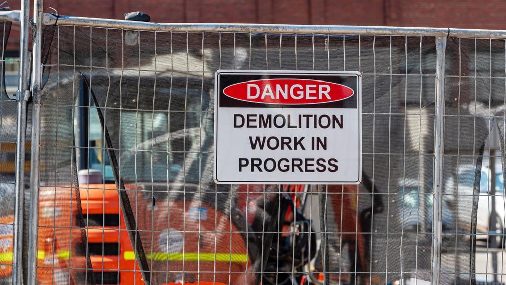 Demolition Services Newcastle